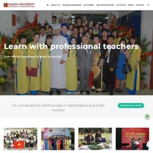 Khoa Việt Nam Học trường ĐH Hà Nội