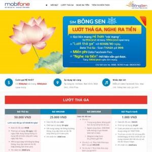 Gói cước Mobifone