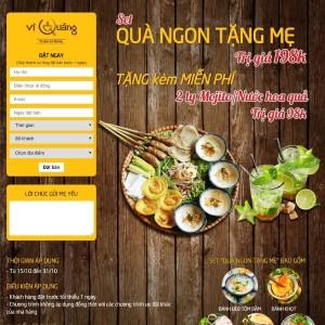Khuyến mãi nhà hàng Vị Quảng