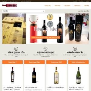 Cửa hàng rượu vang Topwine